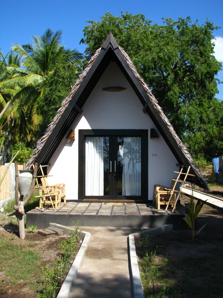 gili air kaluku bungalows