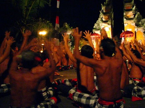 kechak dance
