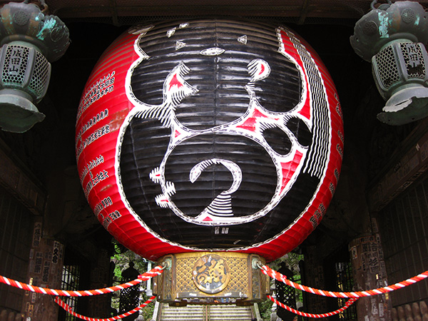 Naritasan Shinshō-ji Temple entrance