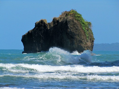 Island - Puerto Viejo, Costa Rica