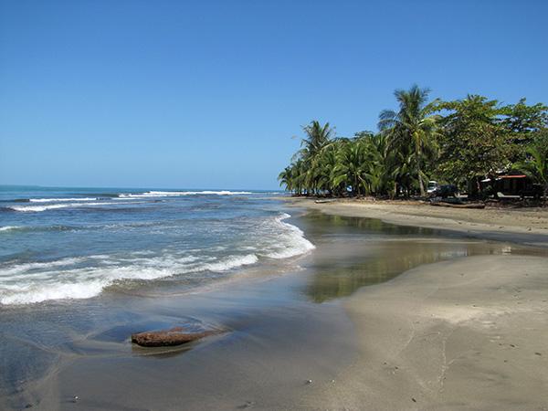 Beach - Puerto Viejo, Costa Rica