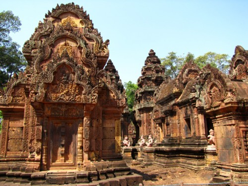 Banteay Srey, Cambodia