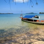 Boat - Koh Ta Kiev, Sihanoukville, Cambodia