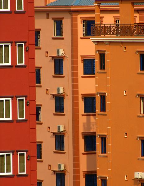 Buildings - Phnom Penh, Cambodia