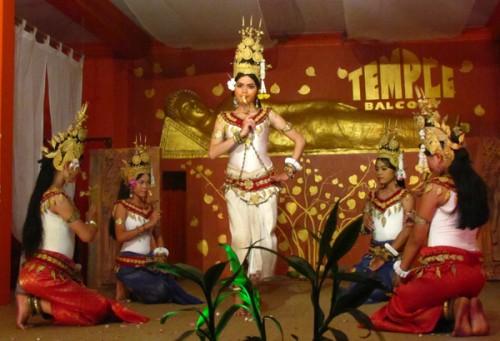 Cambodian Apsara Dance
