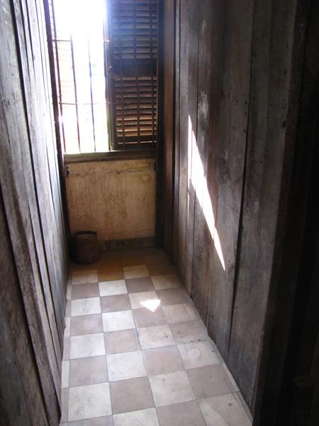 Cell - Tuol Sleng, Phnom Penh