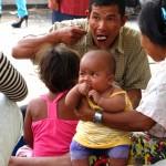 Family - Phnom Penh, Cambodia