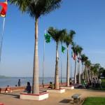 Flags - Phnom Penh, Cambodia