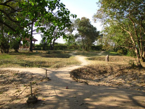 Graves - Killing Fields, Phnom Penh