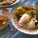 Lunch - Ptea Teuk Dong, Battambang, Cambodia