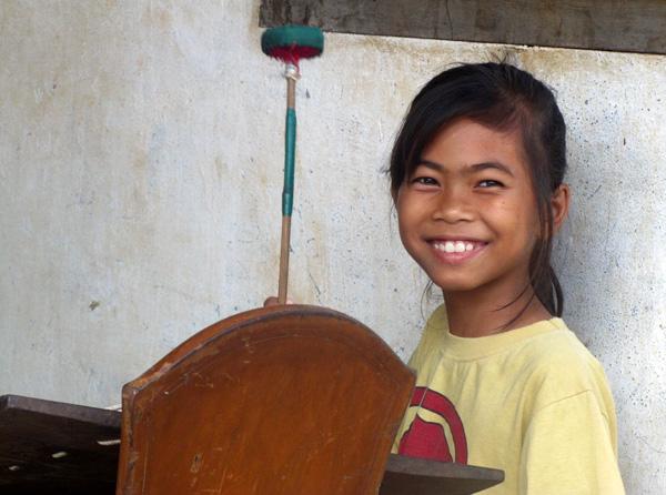 Music practice - Phare Ponleu Selpak NGO, Battambang, Cambodia