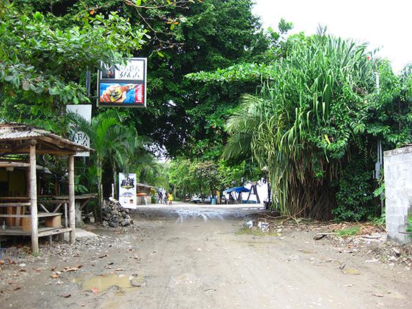 Road - Puerto Viejo, Costa Rica