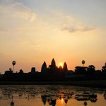 Sunrise - Angkor Wat