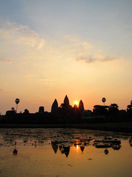 Sunrise - Angkor Wat, Cambodia
