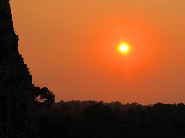 Sunset - Pre Rup, Cambodia