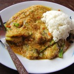 Vegetarian Amok Curry