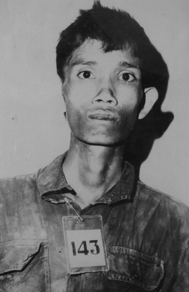 Victim - Tuol Sleng, Phnom Penh