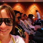 3D Movie - Petronas Twin Towers, Kuala Lumpur, Malaysia