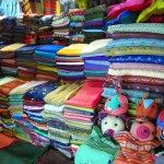 Fabric - Russian Market, Phnom Penh, Cambodia