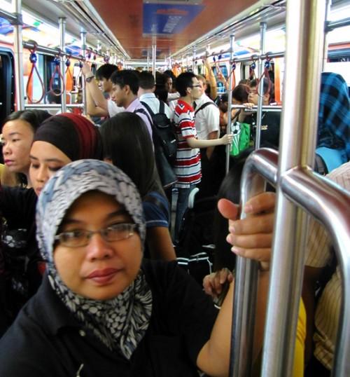 LTR, Kuala Lumpur, Malaysia
