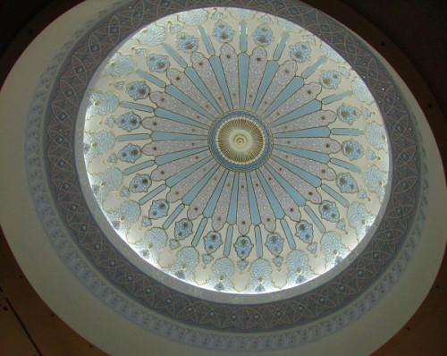 Ceiling - Islamic Arts Museum, Kuala Lumpur, Malaysia