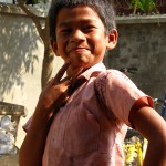 English School at Save Poor Children in Asia Organization (SCAO) - Phnom Penh, Cambodia