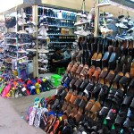 Shoes - Central Market, Phnom Penh, Cambodia