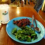 Vegetarian food - Petaling Street, Kuala Lumpur, Malaysia