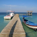 Fosters Dock West Bay Roatan