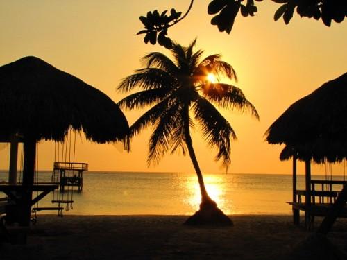 West Bay Sunset Roatan