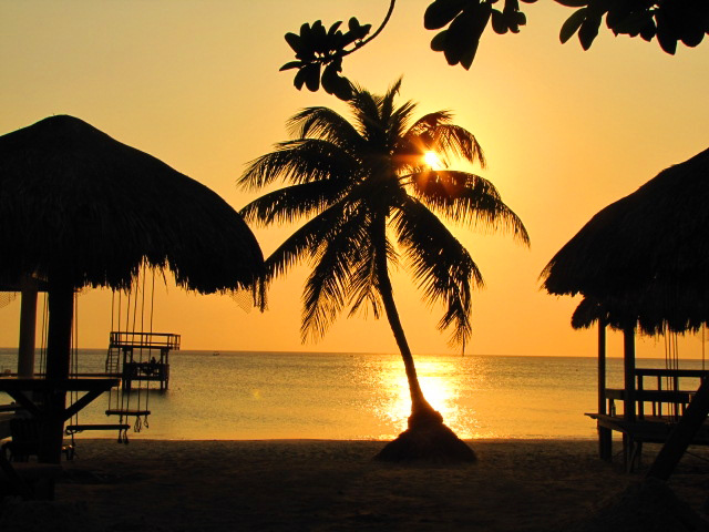 West Bay Sunset Roatan