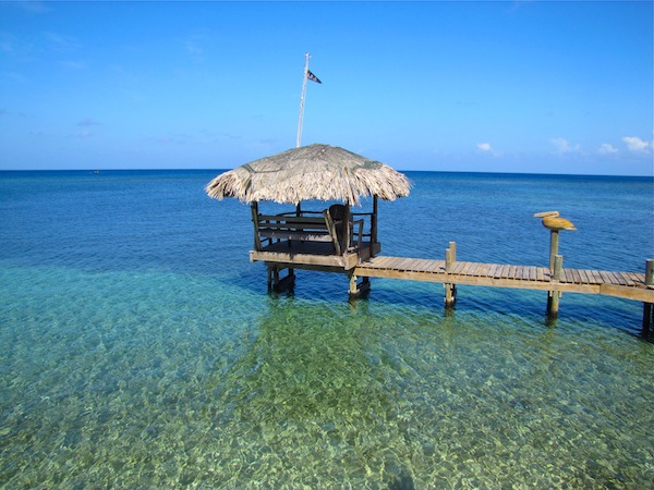 West Bay, Roatan, Honduras