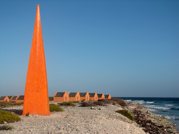 Slave Huts - Bonaire