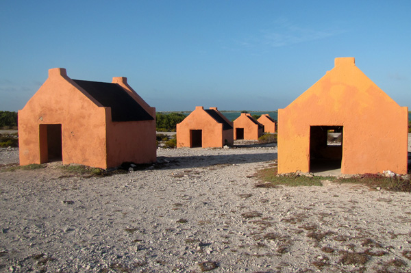 Slave Huts - Bonaire