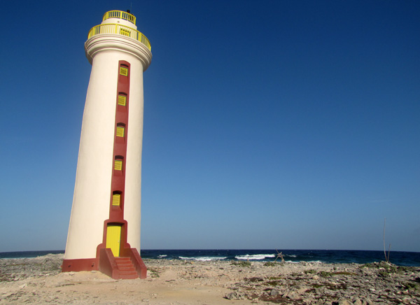Willemstoren Lighthouse - Bonaire