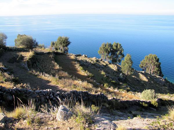 Taquile Island Lake Titicaca