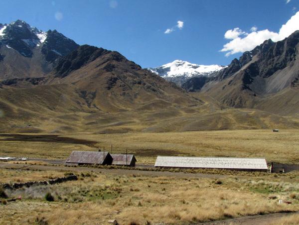 La Raya Pass